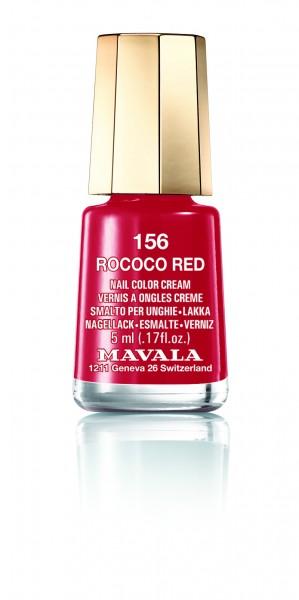 Mavala Mini Color Rococo Red 156 Nagallack