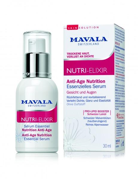 Mavala NUTRI-ELIXIR Essenzielles Serum, 30 ml