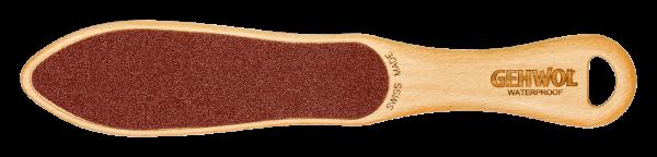 GEHWOL Hornhautfeile aus Holz