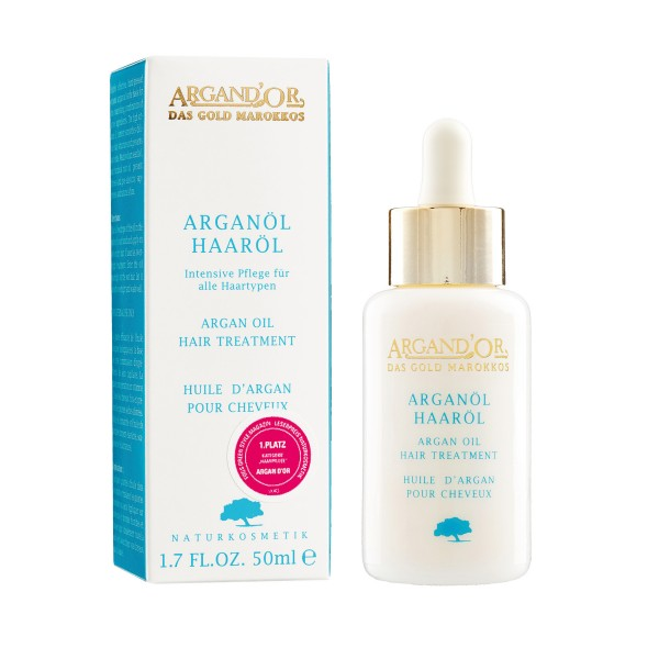 Argand`or cosmetic Arganöl Haaröl, 50 ml