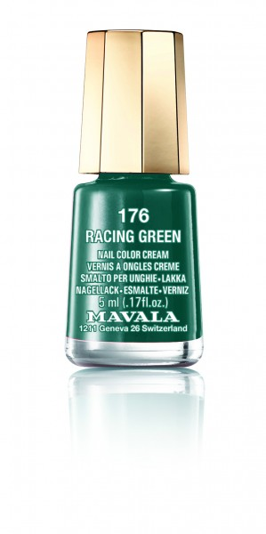 Mavala Mini Color Racing Green 176 Nagellack