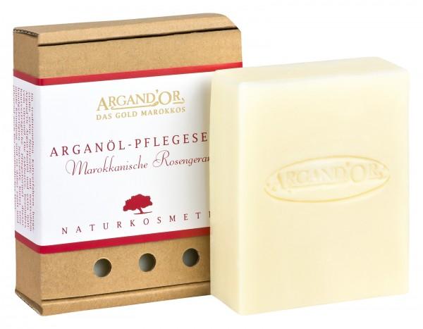 "Argand`or cosmetic Arganöl Pflegeseife, ""Marokko. Rosengeranie"", 100 g"