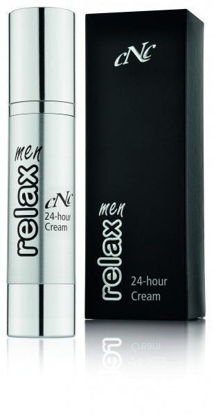 CNC Cosmetic men relax 24-hour Cream, 50 ml