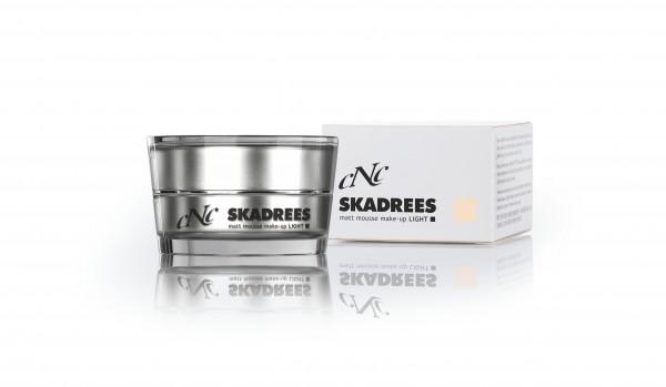 CNC Cosmetic SKADREES matt make-up mousser Light, 15 ml