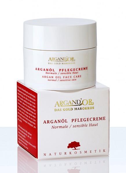 ARGAND'OR Cosmetic Arganöl Pflegecreme Normale/sensible Haut, 50 ml