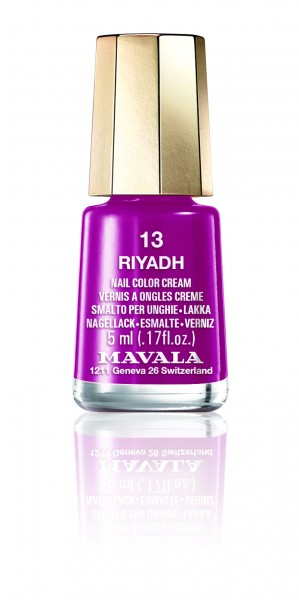 Mavala Mini Color Riyadh 13 Nagellack