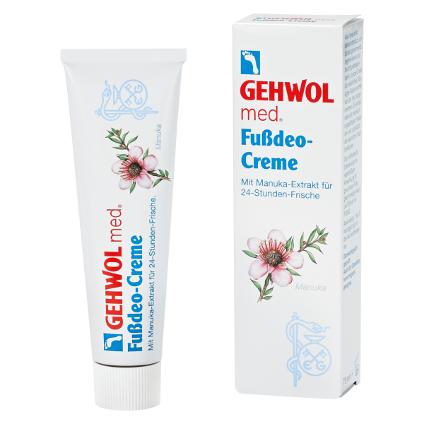 Gehwol mad. Fußdeo Creme 75 ml