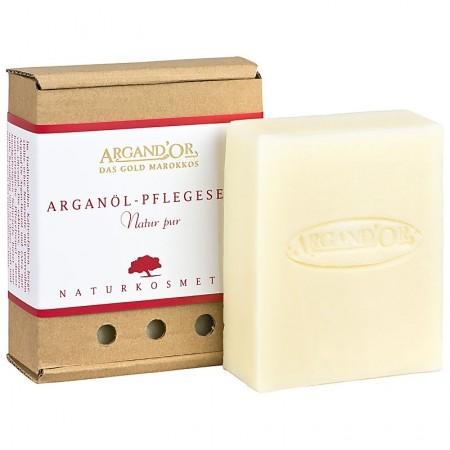 """Argand`or cosmetic Arganöl Natur-Pflegeseife """"Natur-pur"""", 100 g"""