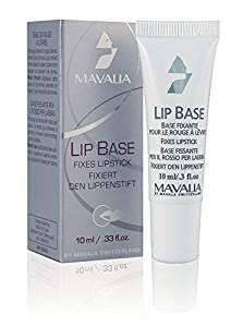 Mavala Lip Base, fixiert den Lippenstift