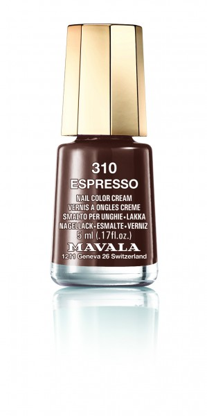 Mavala Mini Color Espresso 310 Nagellack