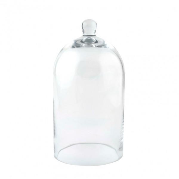 LaNature Glashaube für Duftkerzen