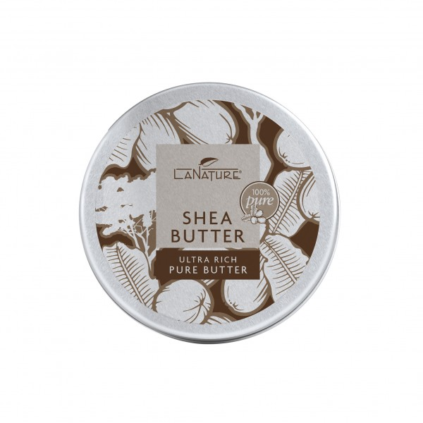 LaNature Purer Shea Butter Ultra Rich, 50g