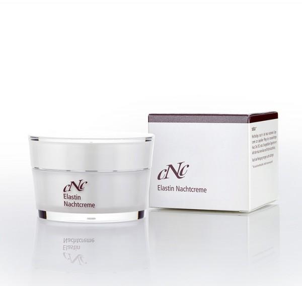 CNC Cosmetic Elastin Nachtcreme, 50ml