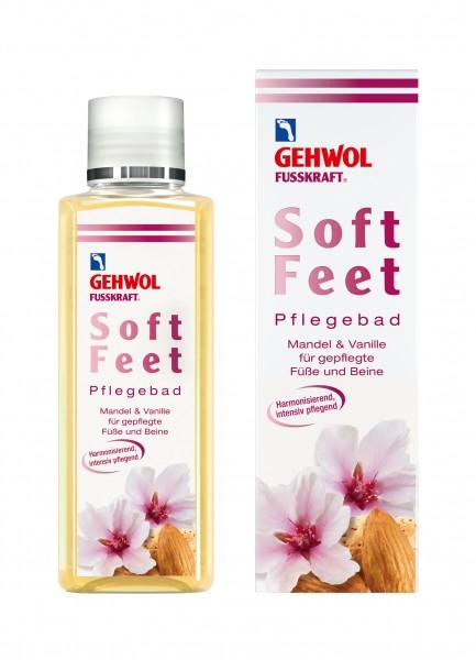 Gehwol Fusskraft Soft Feet Pflegebad, 200 ml