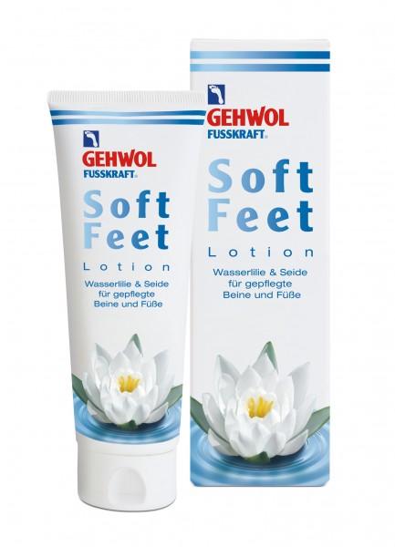 Gehwol Fusskraft Soft Feet Lotion, 125 ml