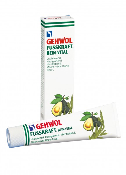 Gehwol Fusskraft Bein-Vital, 125 ml