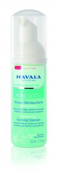 Mavala Pore Detox Reinigungsschaum Perfektion, 50 ml